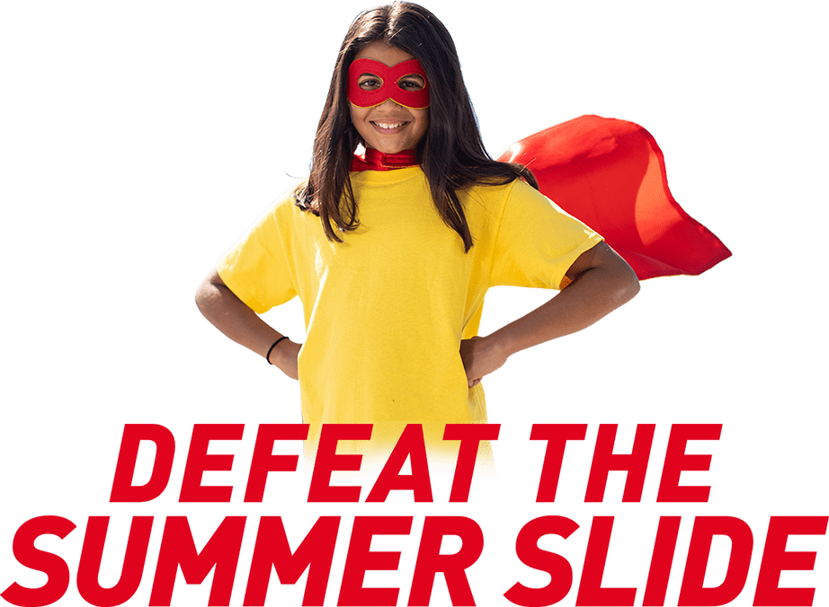 defeat summer slide hero