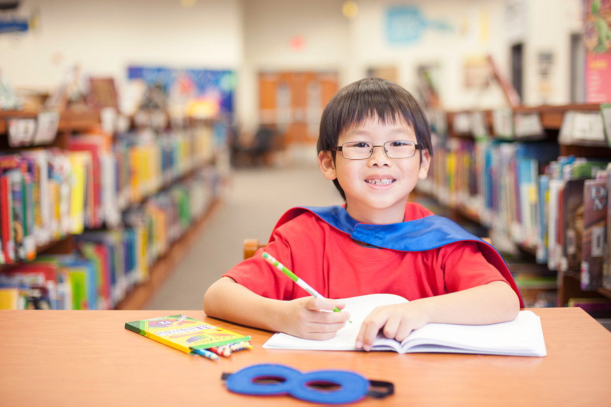 United way child portrait library