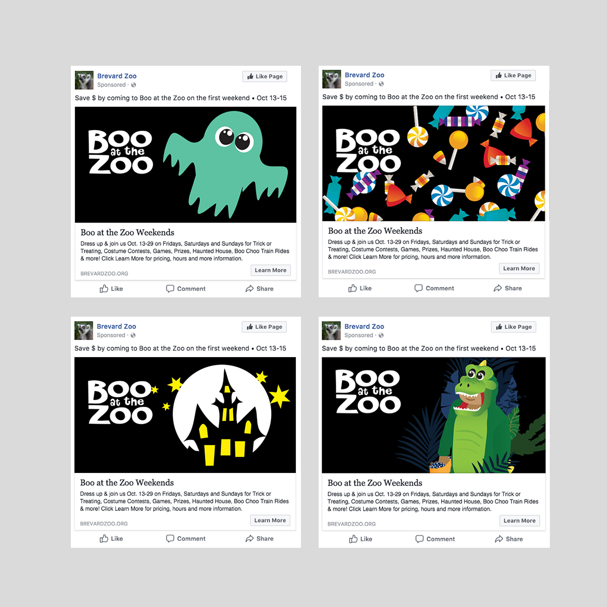 boo at the zoo digital ads