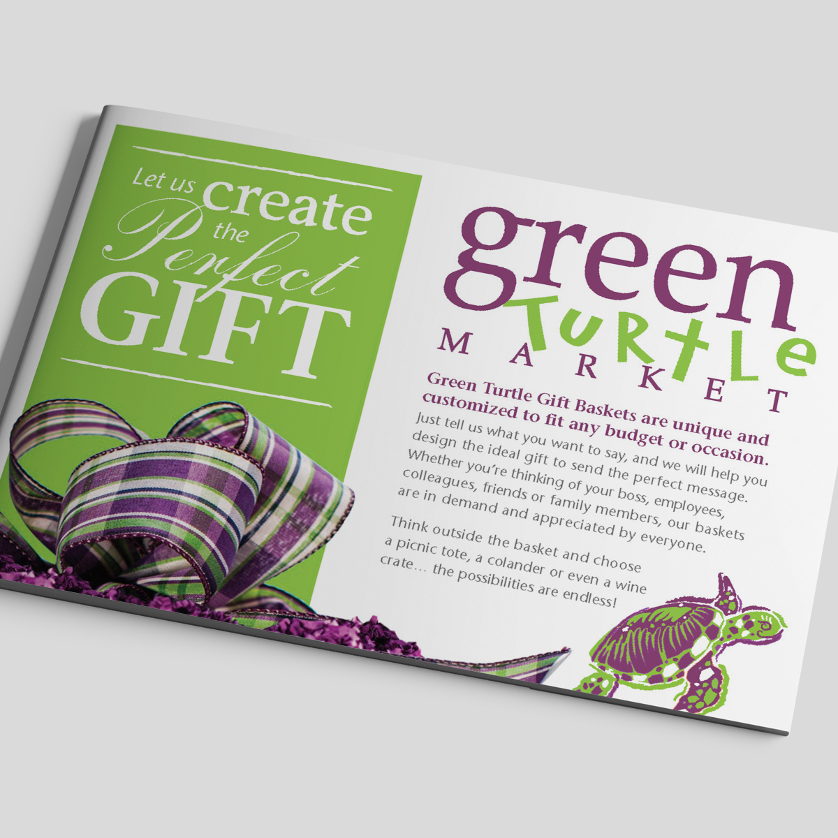green turtle gifts cover