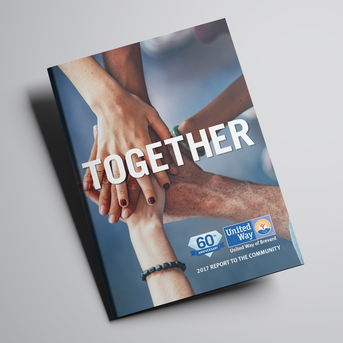 United way together campaign cover